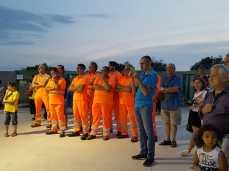 Inaugurazione Ecocentro 3