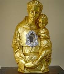 La reliquia del Santo