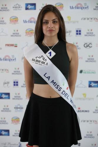 Roberta Di Lorenzo Miss Mondo Web by Agricola