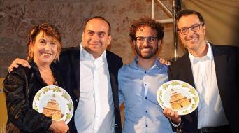 Serenda Dandini, Flavio Filoni, Gianpiero Pisanello e Luca Bianchini