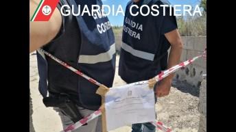 Torre San Giovanni sequestro parcheggio Ugento