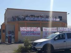 call center Gallipoli proteste 3