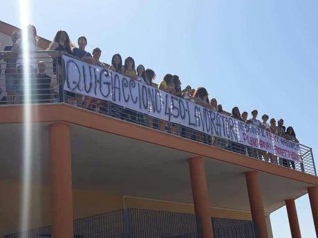 call center Gallipoli proteste