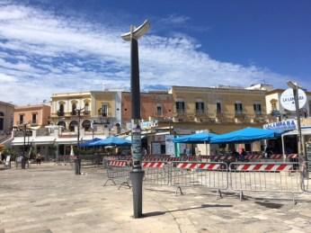 mercato pesce Gallipoli sequestri 2