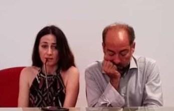 Giorgia Santoro e Luigi Del Prete