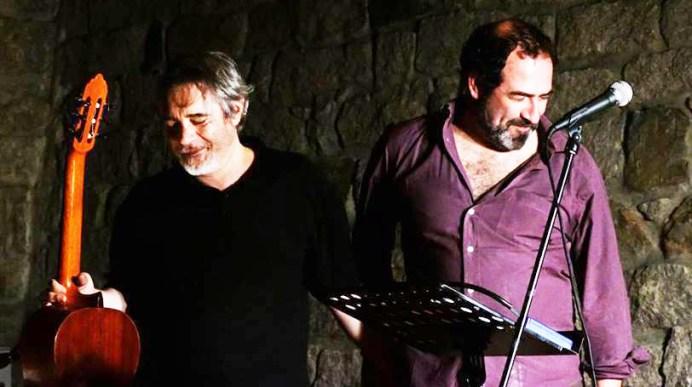 Max Manfredi e Federico Sirianni