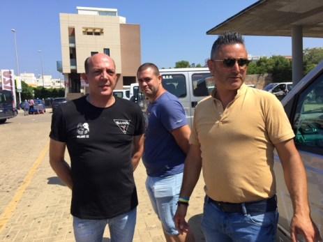 Mirco Casarano (a destra)