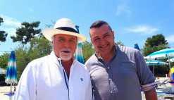 Antonio Ricci e Silvio Mosca
