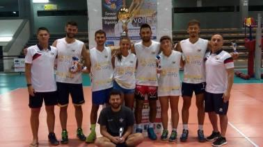 Team finalista torneo Summer Volley 2017