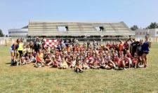 Bambini allo stadio Nardò