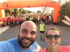 Daniele Renna e Federica Marinosci