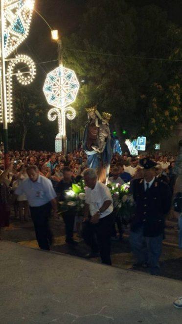 Festa a Leuca