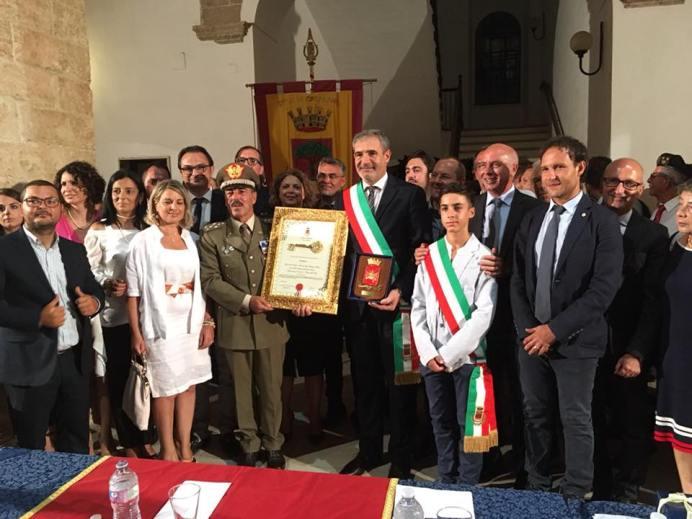 Salvatore Farina a Casarano