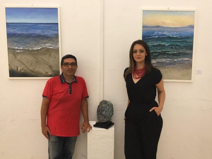 Renato Pacella e Francesca Sirianni
