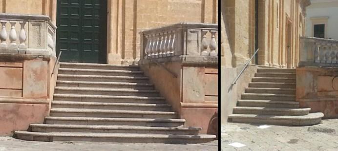 Tuglie ingresso chiesa Madre