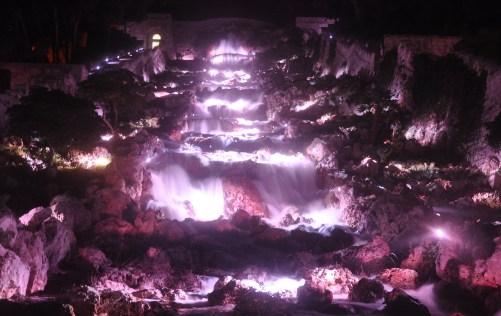 La cascata monumentale di Leuca