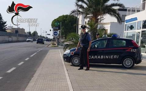 Carabinieri Taviano