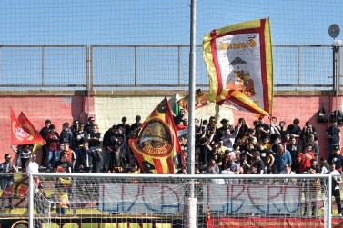 Curva Sud in Gallipoli Corato