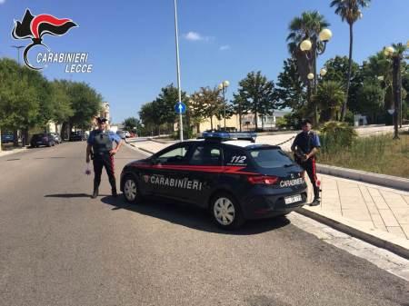 Carabinieri Casarano