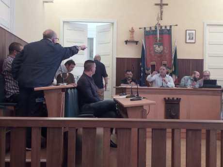 consiglio comunale gallipoli 11 settembre