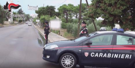 Carabinieri Porto Cesareo