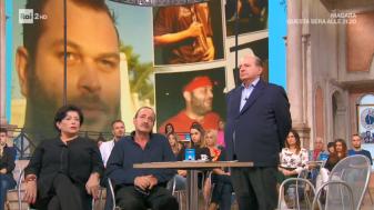Caso Ivan Ciullo - l'avv. Francesca Conte con Sergio Martella e Giancarlo Magalli su Rai 2