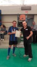 Dino Terragno premiato