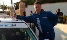 Il vincitore Carmelo Coviello della scuderia Basilicata Motorsport