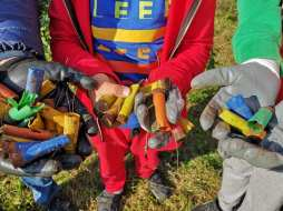 Mtb Casarano, pulizie al Parco naturale di Ugento