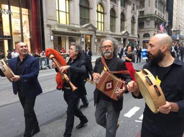 ORCHESTRA POPOLARE - COLUMBUS DAY New York