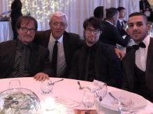 Luca Fanelli, Marcello Lippi, Marco Romano e Santo Pirruccio