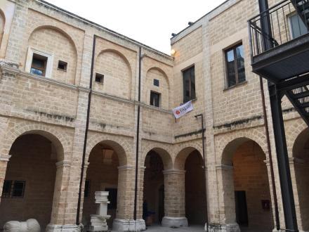 convento dei domenicani (interno) Nardò