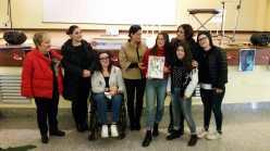 Casarano, istituto Montalcini, giornata contro la violenza sulle donne (1)