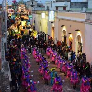 Carnevale a Corsano