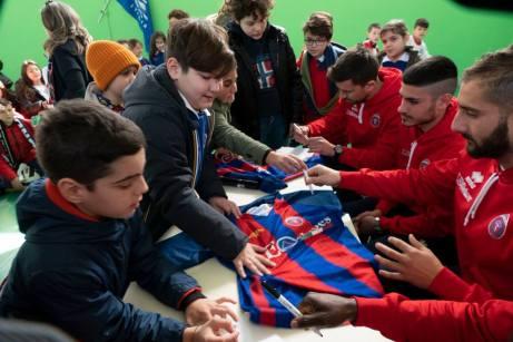 Casarano calcio a scuola (foto Gigi Garofalo) (1)