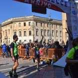 Corri a Lecce 2019, l'arrivo di Pamela Greco