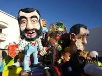 Carnevale di Corsano, il carro vincitore