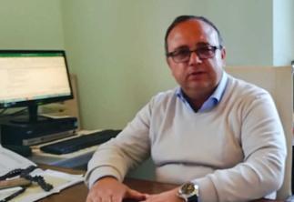 Rodolfo Rollo, direttore generale dell'Asl Lecce