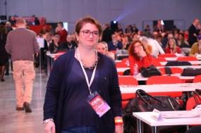 Barbara Neglia della Filcams Cgil Puglia