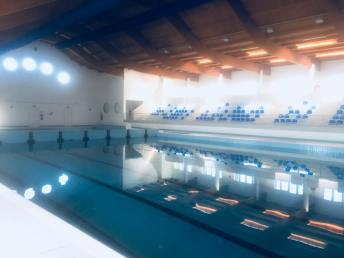 Piscina comunale Racale