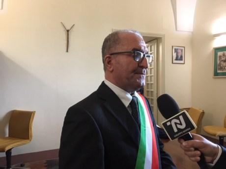 Il commissario prefettizio Claudio Sergi