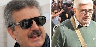 Mario Andreano e Silverio Tomeo