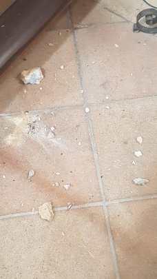 Le pietre sul pavimento