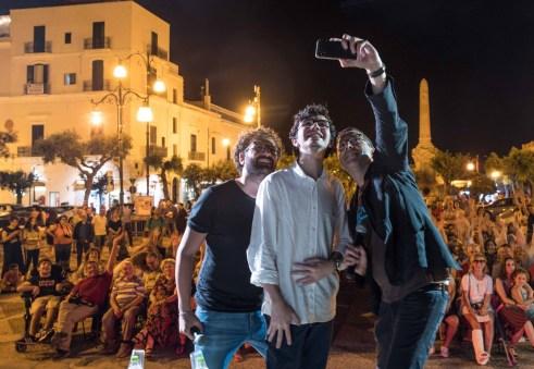 Salento book festival a Gallipoli con Gianpiero Pisanello, Davide Indino e Luca Bianchini