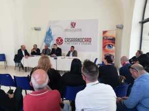 La riunione a Casarano