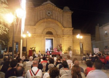 La festa per San Biagio