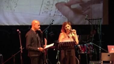 Nabil Salameh e Marthia Carrozzo