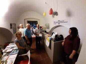 Delegazione israeliana in visita a Ugento 2