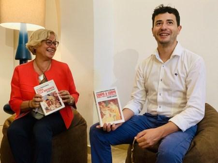 Loredana Capone e Giacomo Cazzato