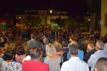 Patù, la cerimonia di inaugurazione